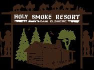 Holy Smoke Resort Logo